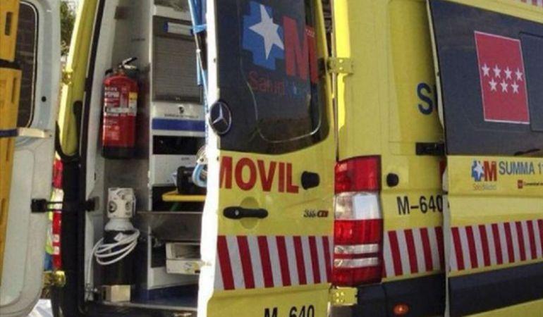Ataque vandálico a once vehículos de transportes sanitario en el norte de Tenerife
