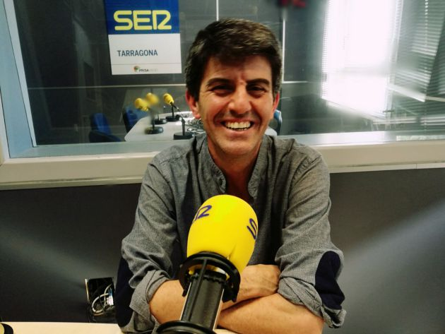 Jaume Descarrega, President del Col.legi Oficial de Psicología de Catalunya a Tarragona.