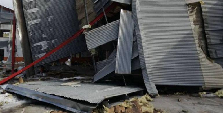 Detenidas 5 personas por intentar robar una nave pieza a pieza en Ontígola (Toledo)