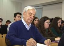 Erasmus a los 80 años