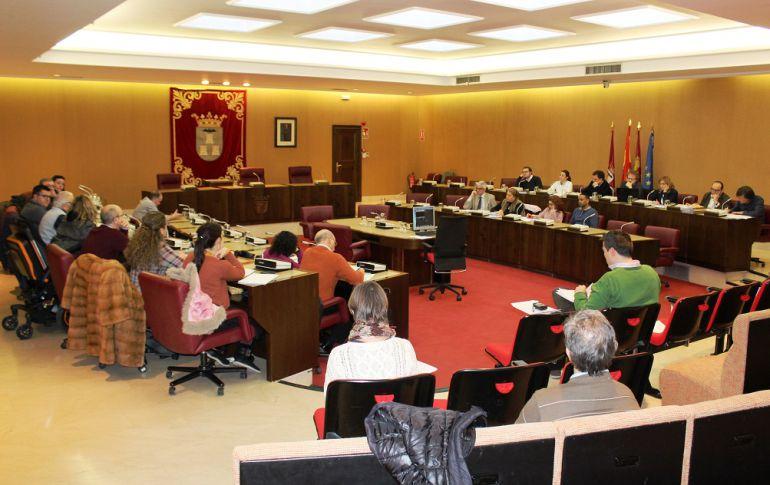 Reunión del Consejo Social y la Sostenibilidad en el Ayuntamiento de Albacete