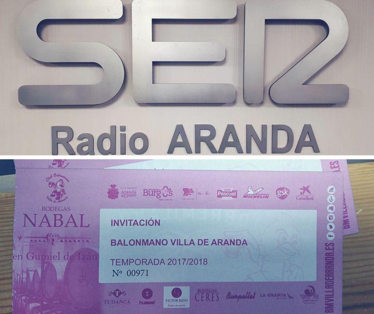 La Cadena SER te invita a ver los partidos del Villa de Aranda.