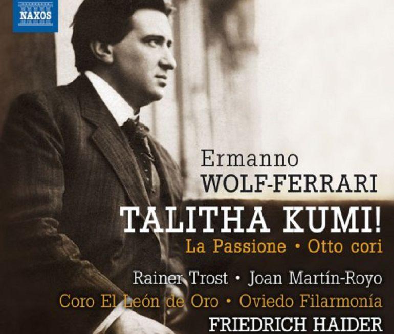 De la mano de Friedrich Haider, Oviedo Filarmonía vuelve a grabar obras de Wolf-Ferari