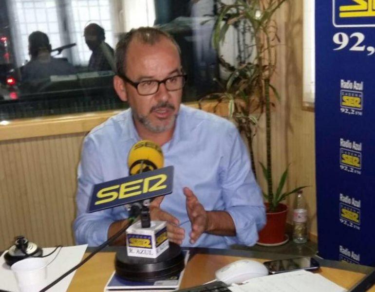 """González: """"Satisfecho con el anuncio porque se demuestra que el PSOE cumple"""""""