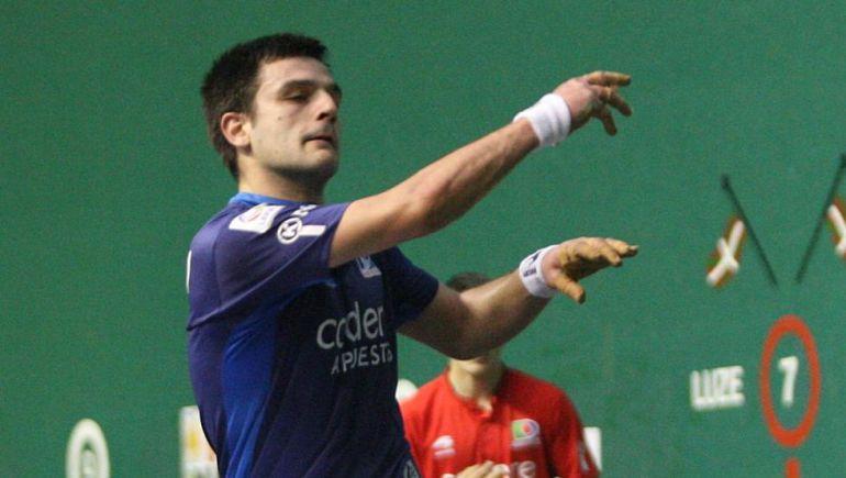 Elezkano-Rezusta ganan en Tolosa y definen los semifinalistas del Parejas