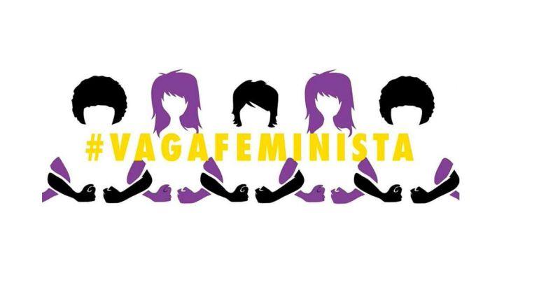 #VagaFeminista