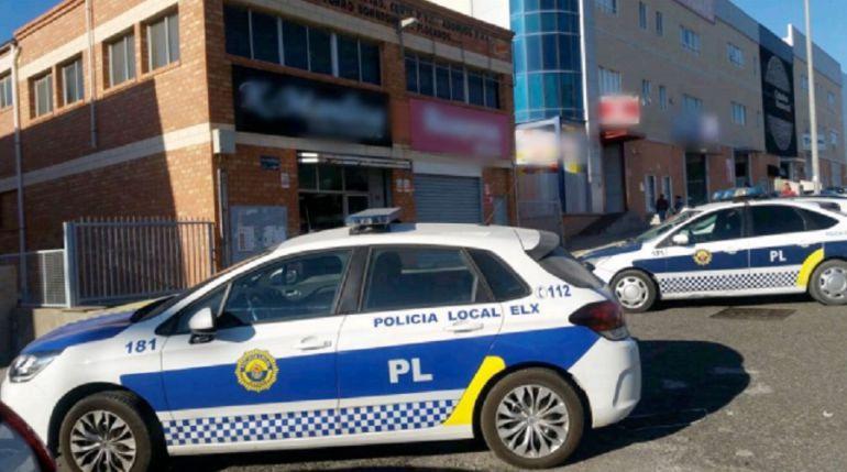 Policia local Elche
