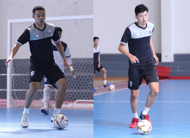 El cierre Osanmamusa y el pívot Ronnachai se incorporan a la disciplina del Santiago Futsal