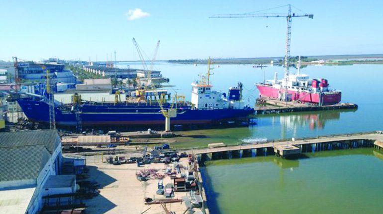 La empresa portuguesa Policedencias España se hará cargo de Astilleros hasta final de año: La portuguesa Policedencias España gestionará Astilleros de Huelva en 2018