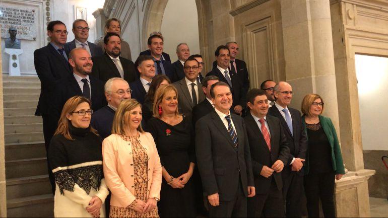 Reunión de la FEMP en Pontevedra