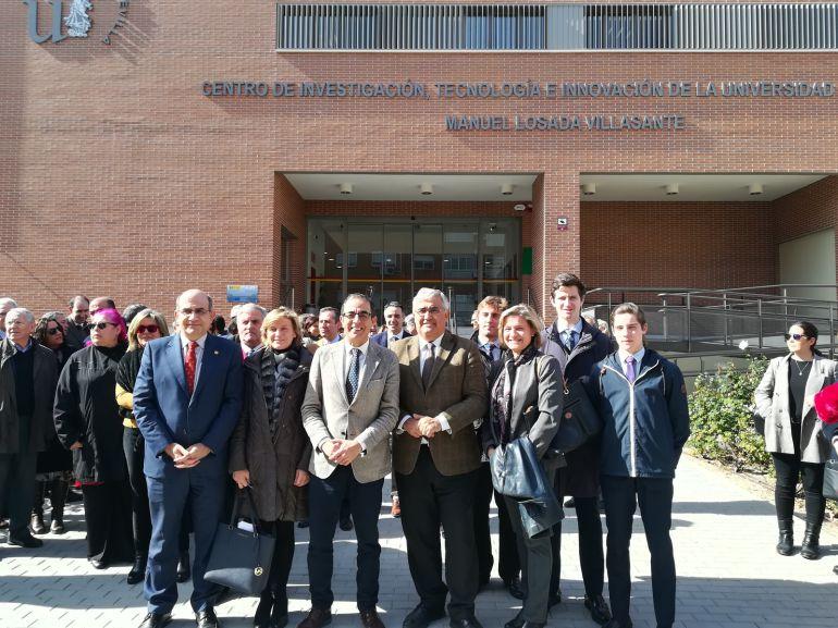 Universidad de Sevilla: Nace el Citius Manuel Losada Villasante para ser referente en investigación biomédica
