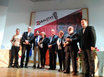 Premios Zabaleta del año 2016 edición VIII