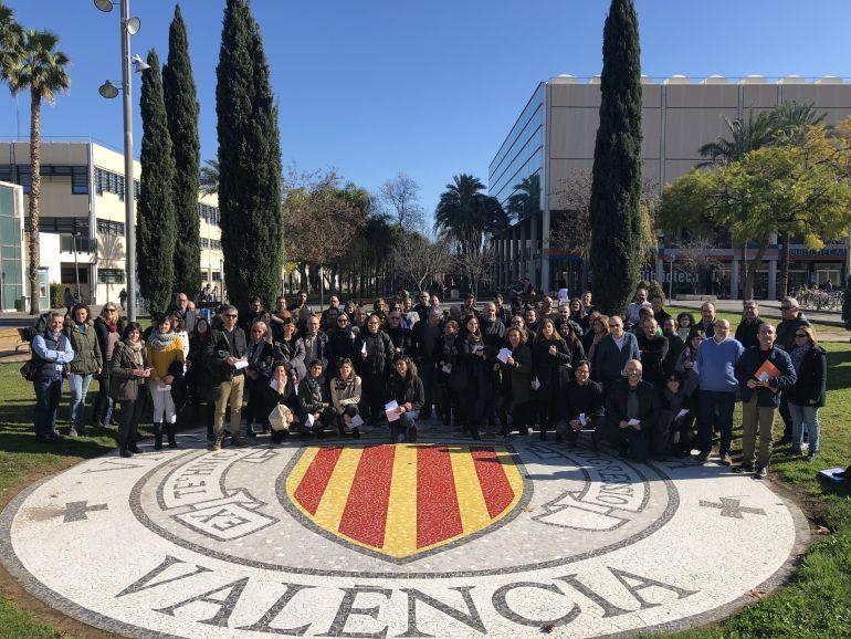 Profesores asociados de la Universitat Politècnica de València