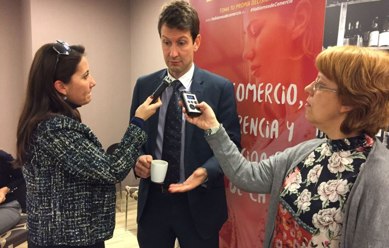 Jochen Müller, consejero comercial de la Comisión Europea en España, informa sobre la agenda comercial europea