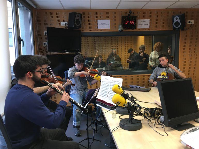 El Conservatorio de Música cumple cien años