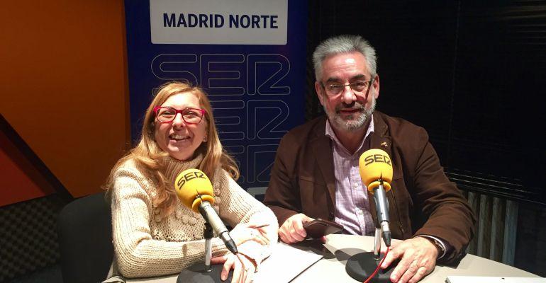 Horacio Rico, portavoz de Cs en Hoy por Hoy Madrid Norte con Gema Moreno