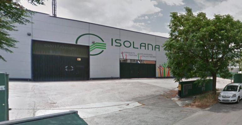 Isolana en la calle de San José Artesano de Alcobendas
