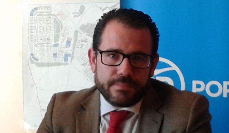 Alberto Pérez Boix ha presentado este martes su dimisión como concejal del PP por motivos personales.