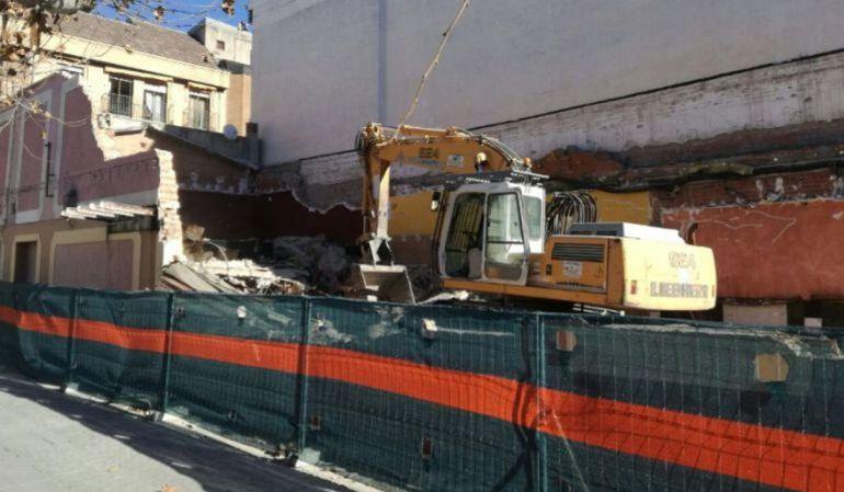 La antigua discoteca se derribó hace un año y está prevista la creación de pisos en la zona