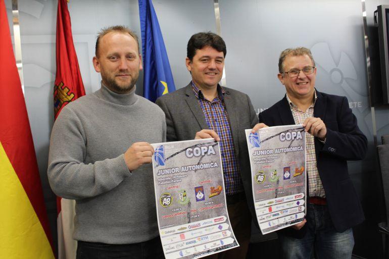 Albacete acogerá la Copa Junior Autonómica de Baloncesto