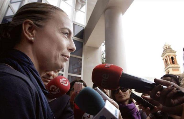 Sonia Castedo, exalcaldesa de Alicante (Foto de archivo)