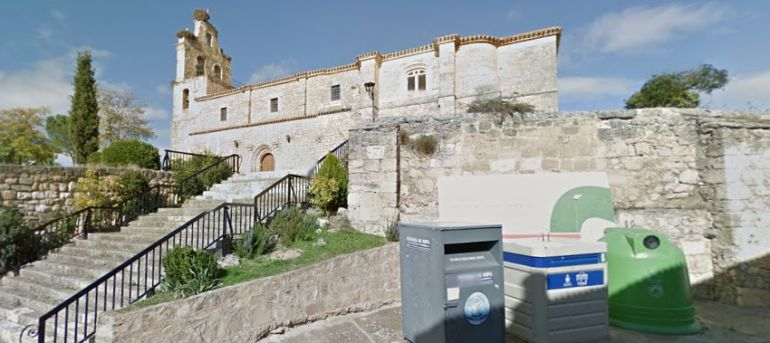 Iglesia parroquial de La Aguilera