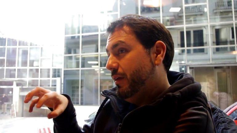 Jesús Cañadas nos presenta su novela 'Las tres muertes de Salvochea'