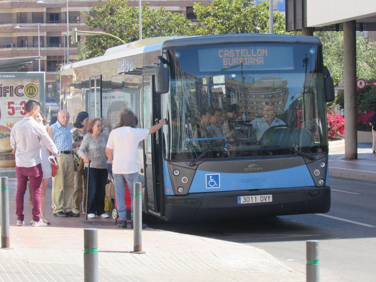 La Generalitat publica el mapa de transporte CV Onda - Castellón