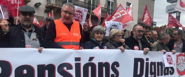 Concentración de Pensionistas