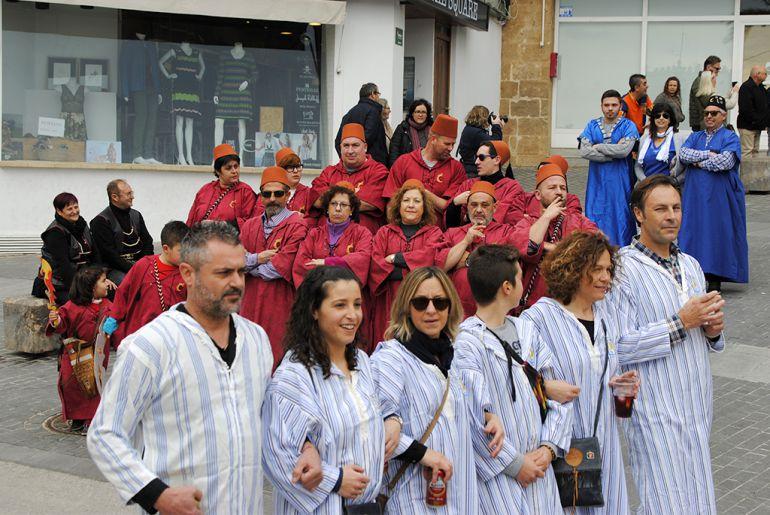Mig Any de Moros i Cristians de Xàbia 2017.