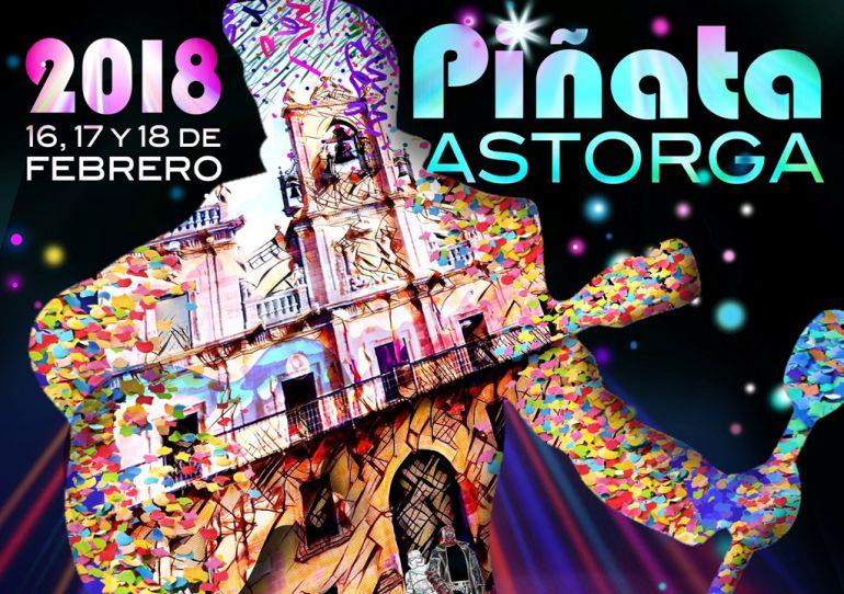 La Piñata de Astorga opta a ser Fiesta de Interés Turístico Regional