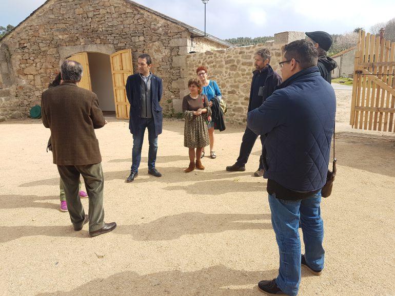 El alcalde, Alfonso Villares, participa en las jornadas abiertas en Sargadelos