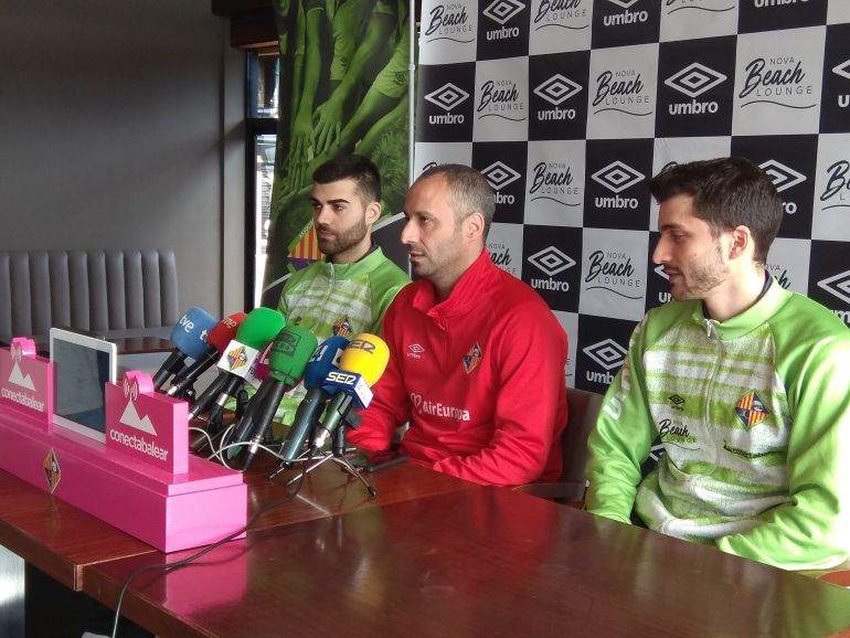 El Palma Futsal quiere un partido abierto contra el Inter Movistar