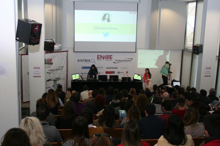 Éxito con lo mejor del Marketing digital de la mano de ENAE