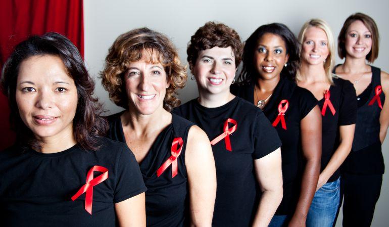 """Sara Sánchez: """"Las mujeres con VIH ocultan a la familia su diagnóstico por miedo al rechazo"""""""