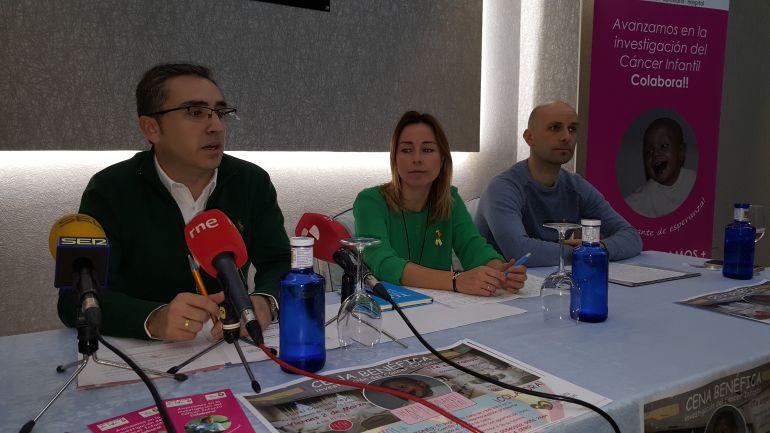 Cena solidaria en Palencia para luchar contra un agresivo cáncer infantil