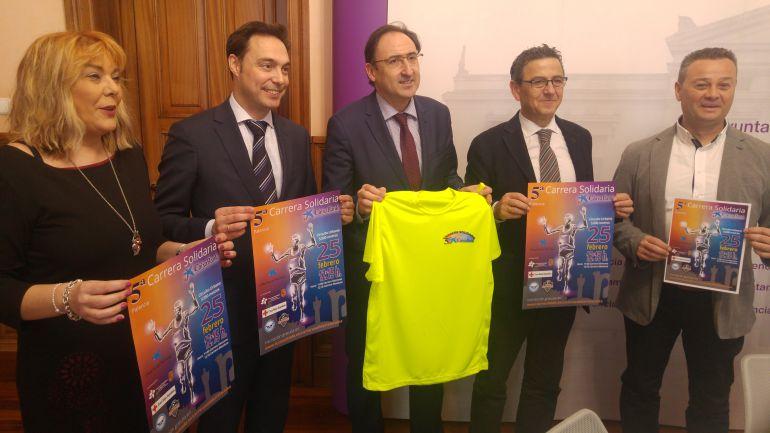 La V Carrera Solidaria de la Caixa en Palencia tendrá lugar el 25 de febrero