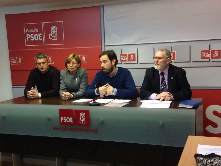 El PSOE reclama en Diputación la elaboración de un Plan de Cooperación Municipal