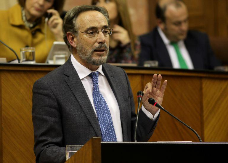Clamor en el Parlamento andaluz contra el peaje de la AP-4