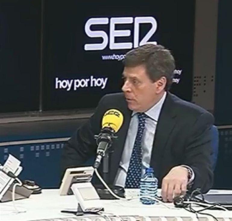 Juan Carlos Quer, padre de Diana Quer, en una entrevista en el programa Hoy por Hoy de Pepa Bueno