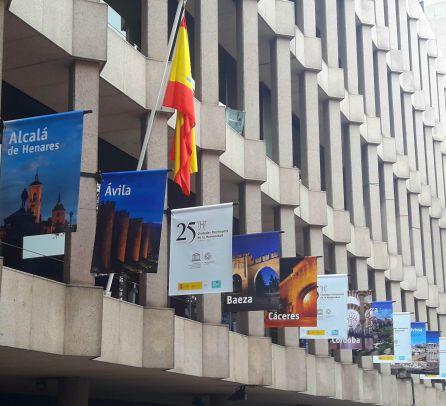 Las Ciudades Patrimonio de la Humanidad se promocionan en Madrid