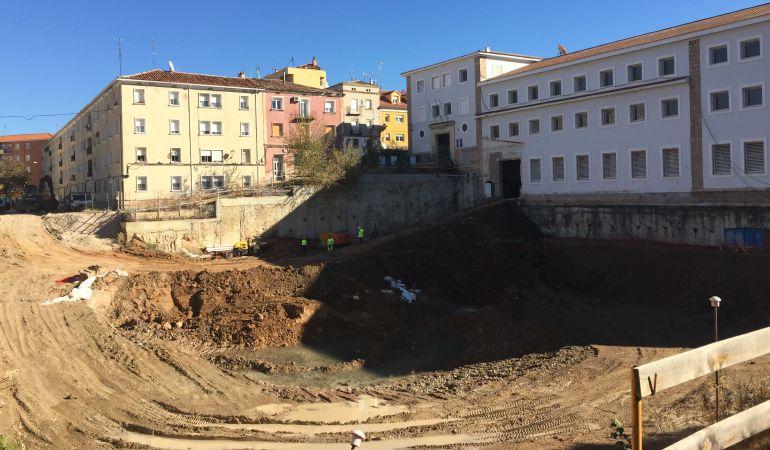El Ayuntamiento volverá a llevar a pleno el proyecto para el aparcamiento de Astrana Marín