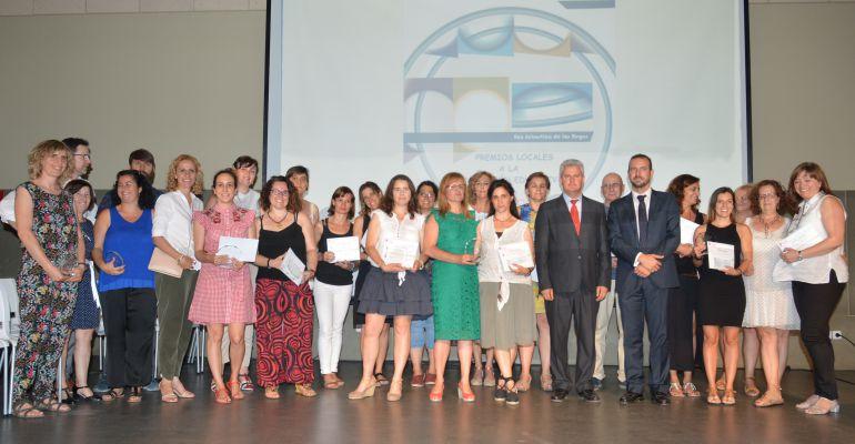 Pasada edición de los 'Premios locales a la innovación educativa'