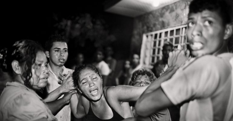 'Latidoamerica' de Javier Arcenillas, nominado al World Press Photo - Long Term Projects