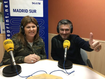 Maria José Aguilar y Valeri Ivanov dirigen la Escuela de Danza Interdance