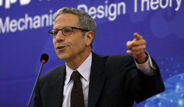 El Nobel de Economía en 2007, Maskin, recibirá el reconocimiento de la Universidad Carlos III de Madrid
