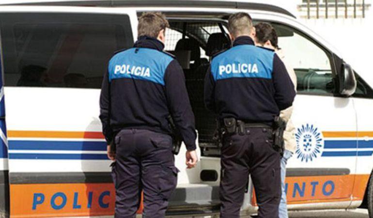 Los vecinos avisaron de lo que ocurría a la Policía Local de Pinto.