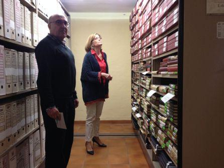 La ciudad de Córdoba tiene la suerte de tener archivados los libros de cementerios, en los que se registraron muchos de los fusilamentos de la represión franquista