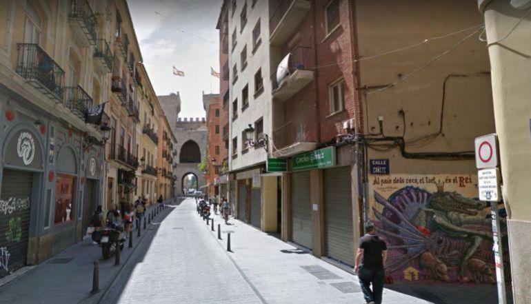 Calle de Quart, Ciutat Vella