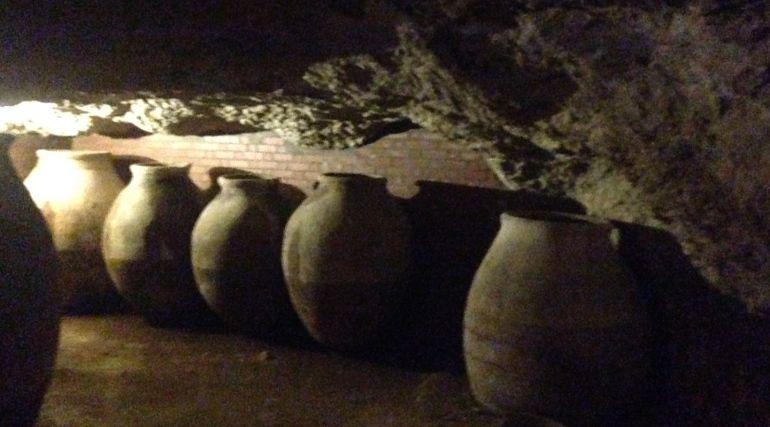 Cueva de una familia taranconera
